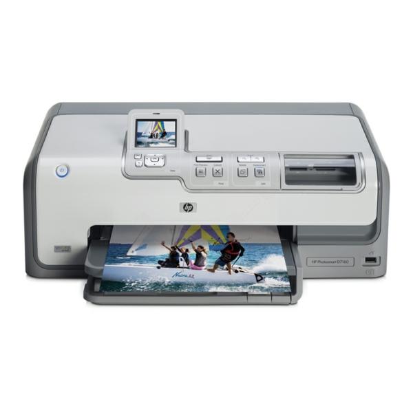 PhotoSmart D 7100 Series