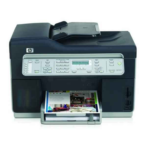 OfficeJet Pro L 7500 Series