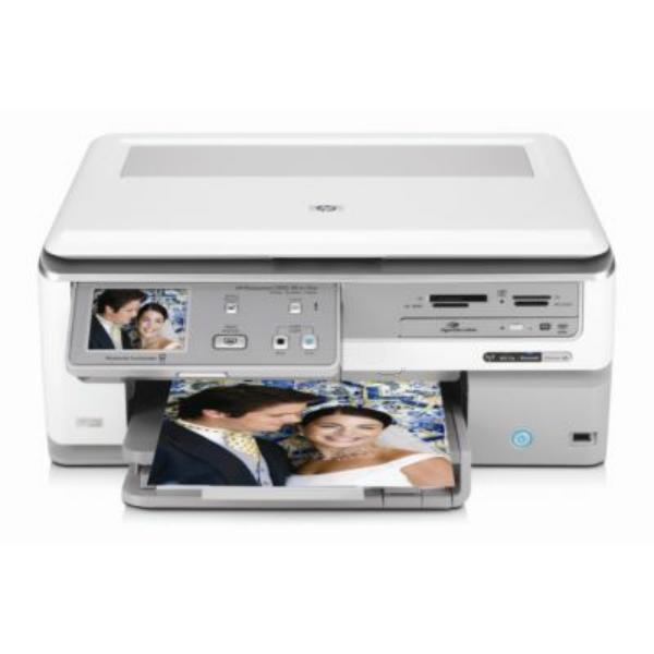 PhotoSmart C 8100 Series