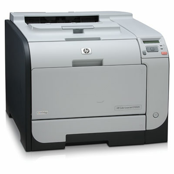 Color LaserJet CP 2027 Series