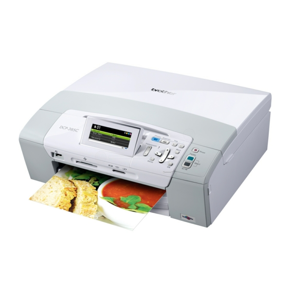 DCP-370 Series
