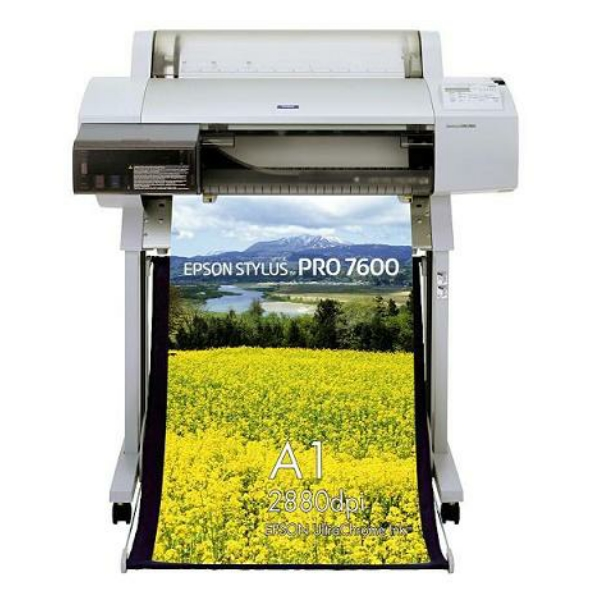 Color Proofer 7600