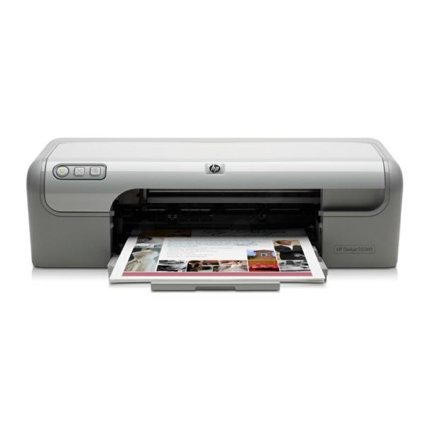 DeskJet D 2300 Series