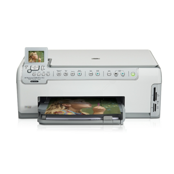 PhotoSmart C 5100 Series
