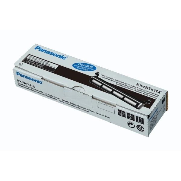 Panasonic KXFAT411X black