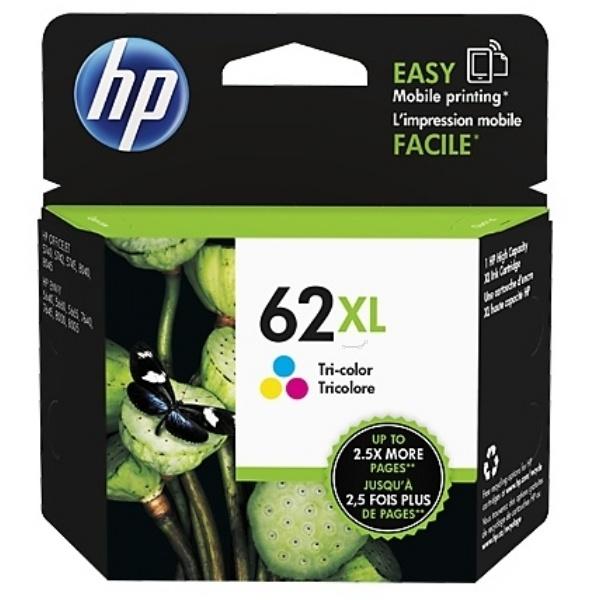 Original HP 62XL Color