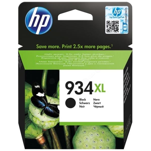 HP 934XL black 25,5 ml
