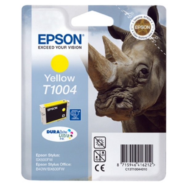 Epson T1004 yellow 11,1 ml