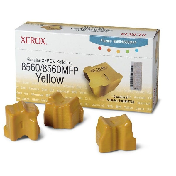 Xerox 108R00725 yellow