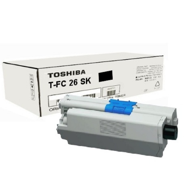 Toshiba T-FC 26 SK black