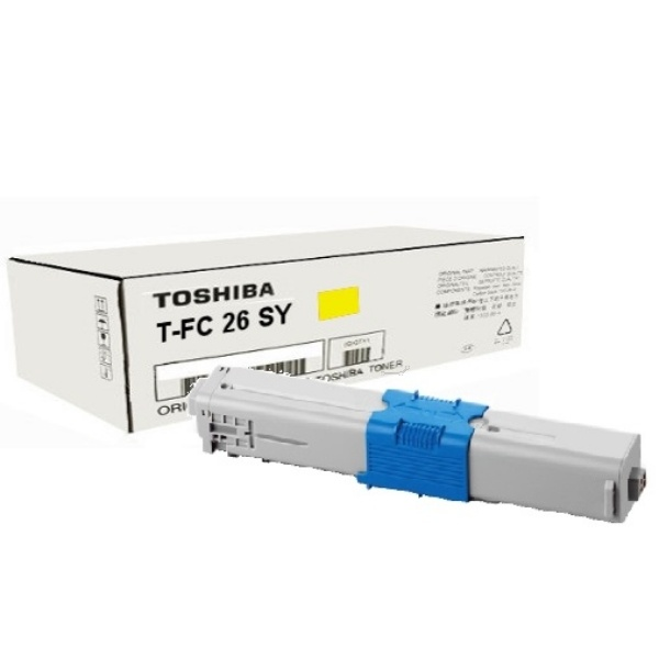 Toshiba T-FC 26 SY yellow