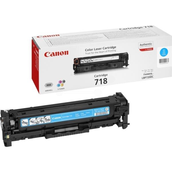 Canon 718C cyan