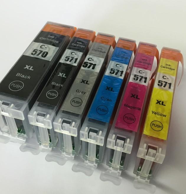 THINK Set C-19 - Canon PGI-570/CLI-571XL