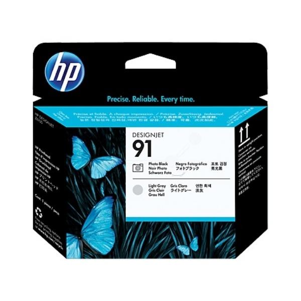 HP 91 photoblack gray light 775 ml