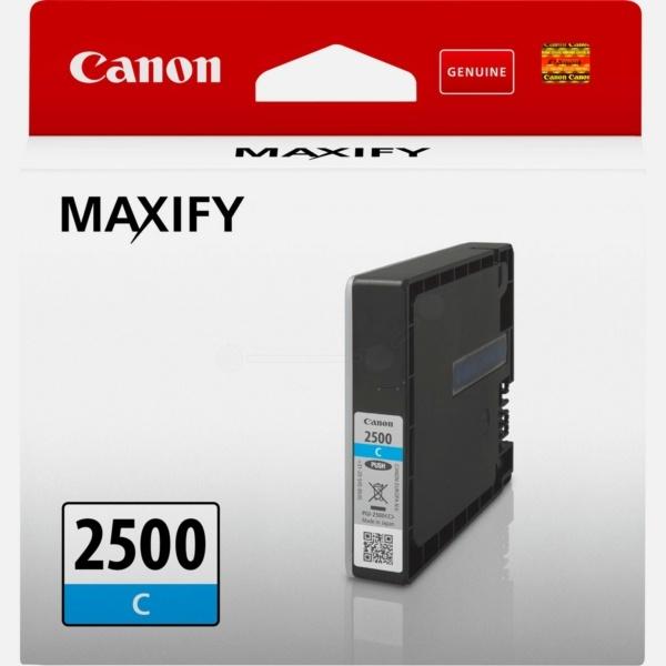 Canon PGI-2500 C cyan 9,6 ml