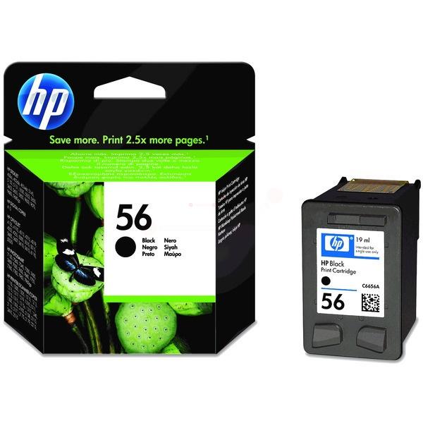 HP 56 black 19 ml