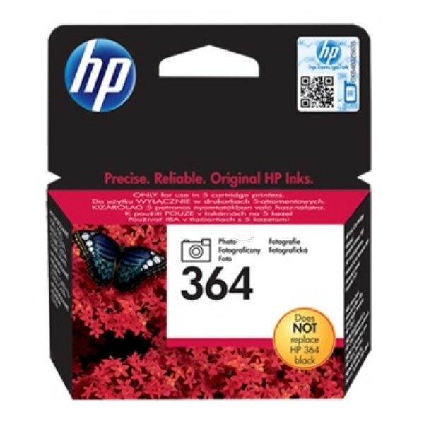 HP 364 photoblack 3 ml