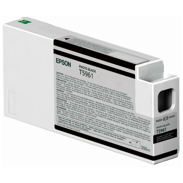 Epson T5961 photoblack 350 ml
