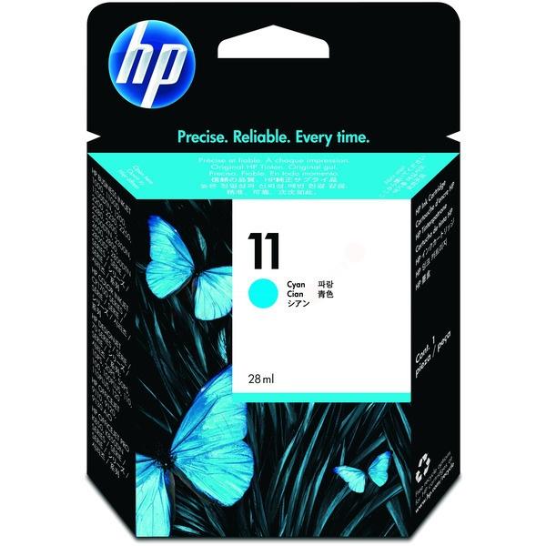 HP 11 cyan 28 ml
