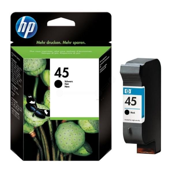 HP 45 black 42 ml