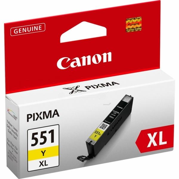 Canon 551 YXL yellow 11 ml