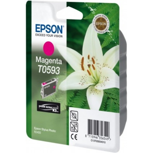 Epson T0593 magenta 13 ml
