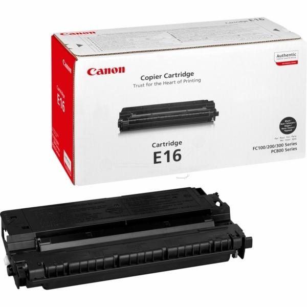 Canon E 16 black