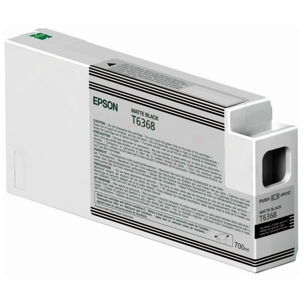 Epson T6368 blackmatte 700 ml