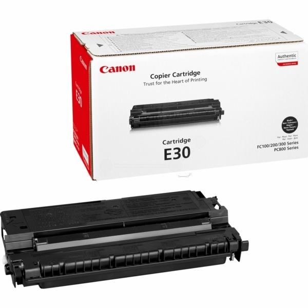 Canon E30 black