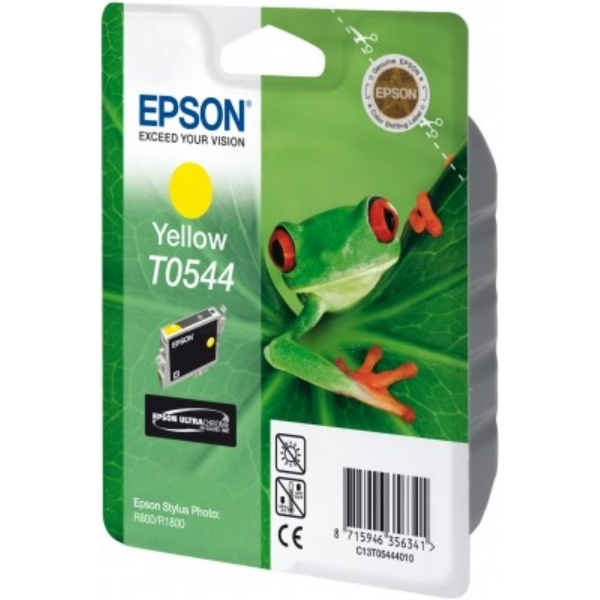Epson T0544 yellow 13 ml