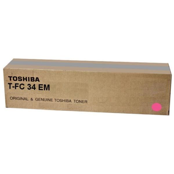 Toshiba T-FC 34 EM magenta