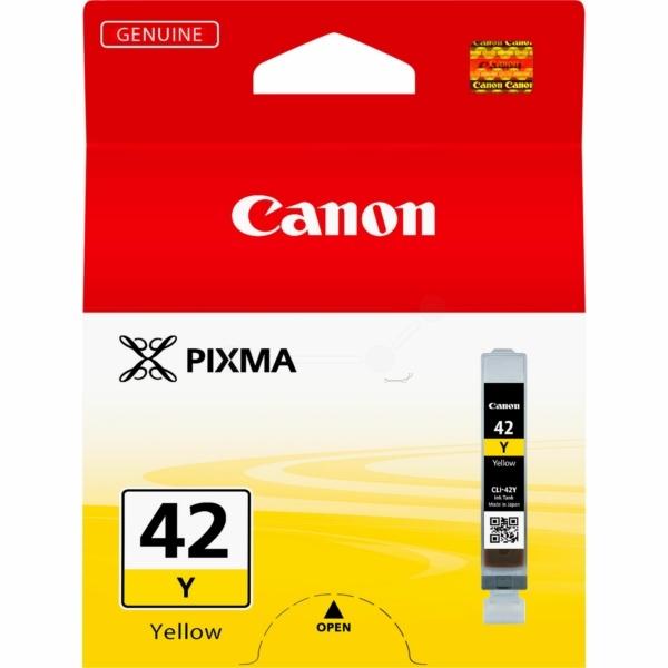 Original Canon CLI-42 Yellow