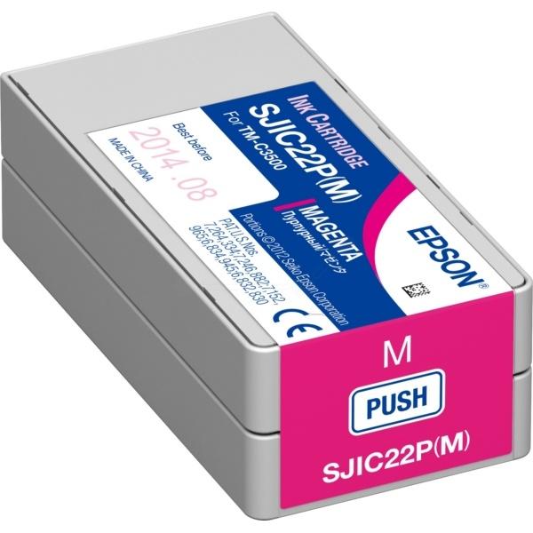 Epson SJI-C-22-P-(M) magenta 32,5 ml