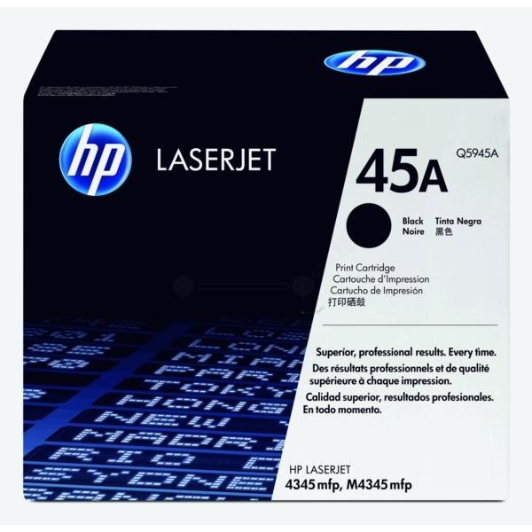 HP 45A black