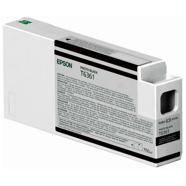 Epson T6361 photoblack 700 ml