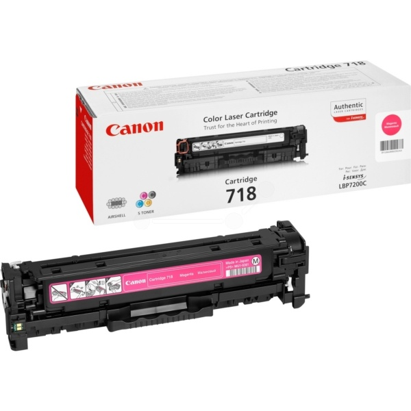 Canon 718M magenta