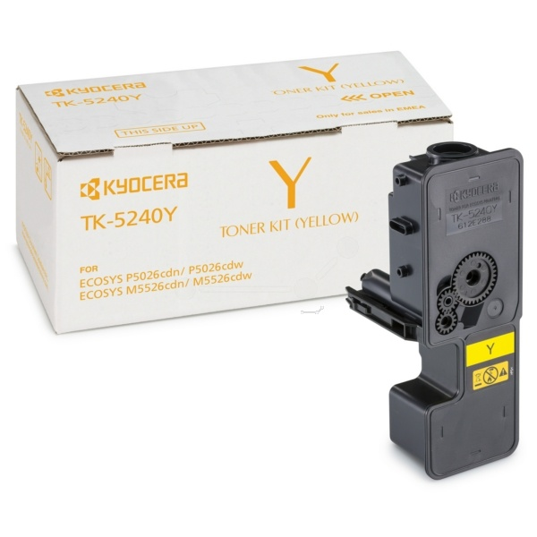 Kyocera TK-5240 Y yellow