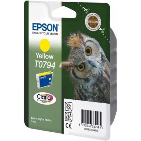 Epson T0794 yellow 11 ml