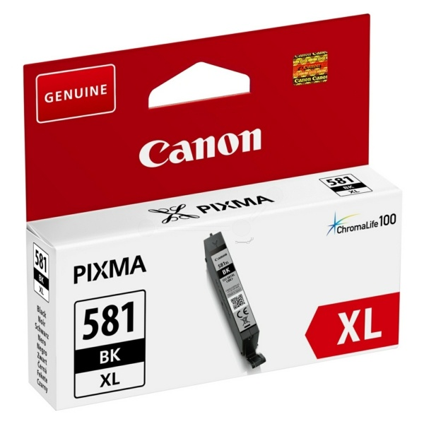 Canon 581 BK XL black 8,3 ml