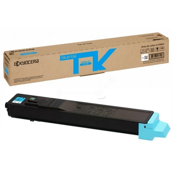 Kyocera TK-8115 C cyan