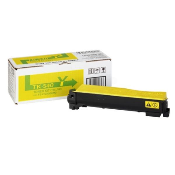 Kyocera TK-540 Y yellow