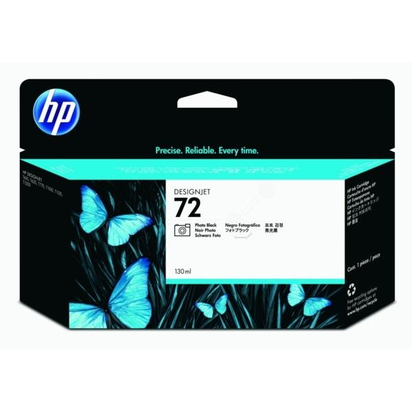 HP 72 photoblack 130 ml
