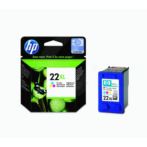 HP 22XL color 11 ml