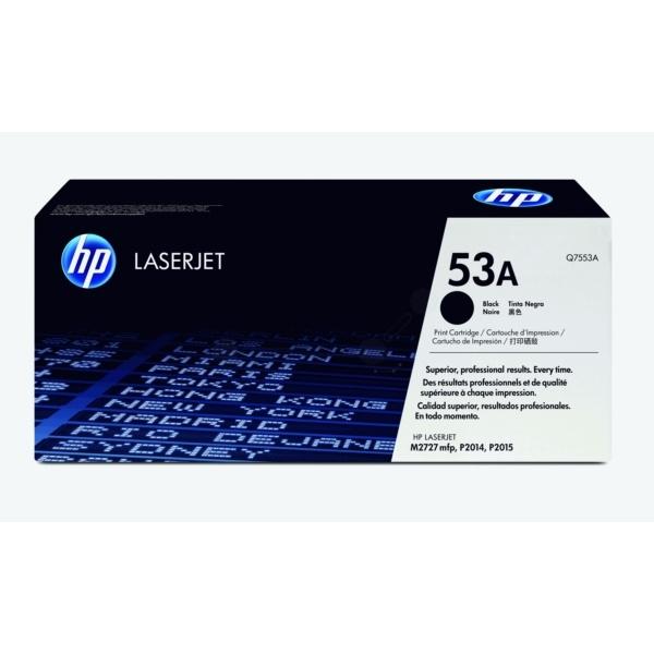 HP 53A black
