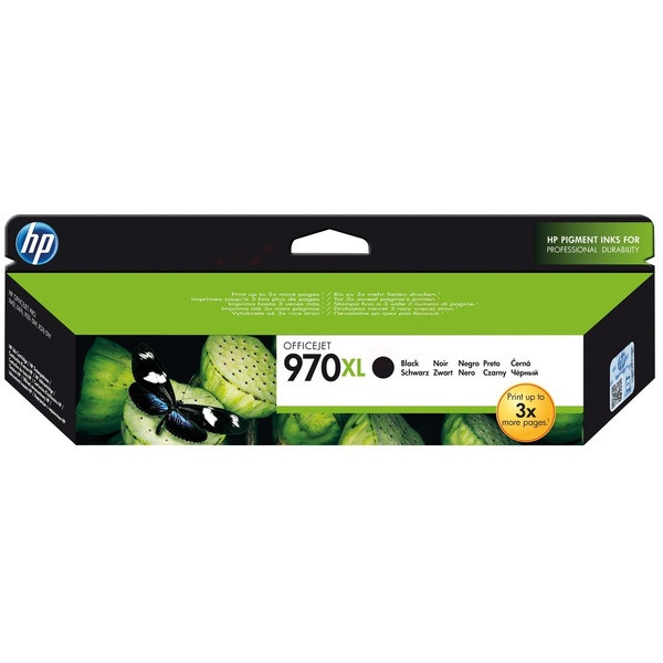 HP 970XL black 250 ml