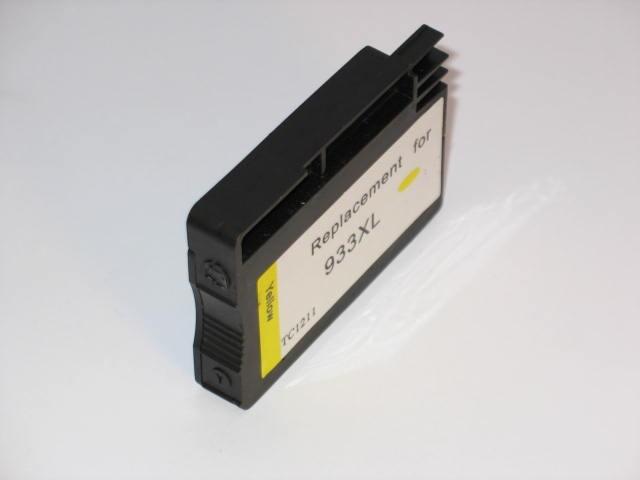 THINK HP 933 XL Yellow