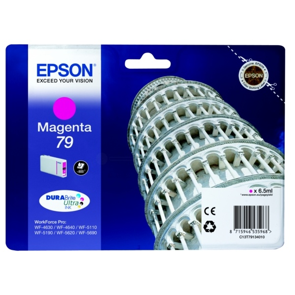 Epson 79 magenta 6,5 ml