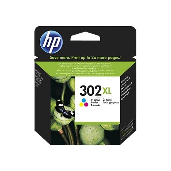 Original HP 302XL Color