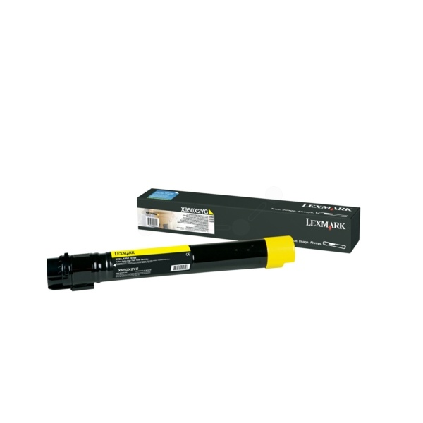 Lexmark X950X2YG yellow