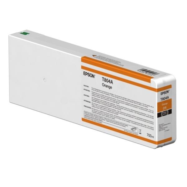 Epson T804A orange 700 ml